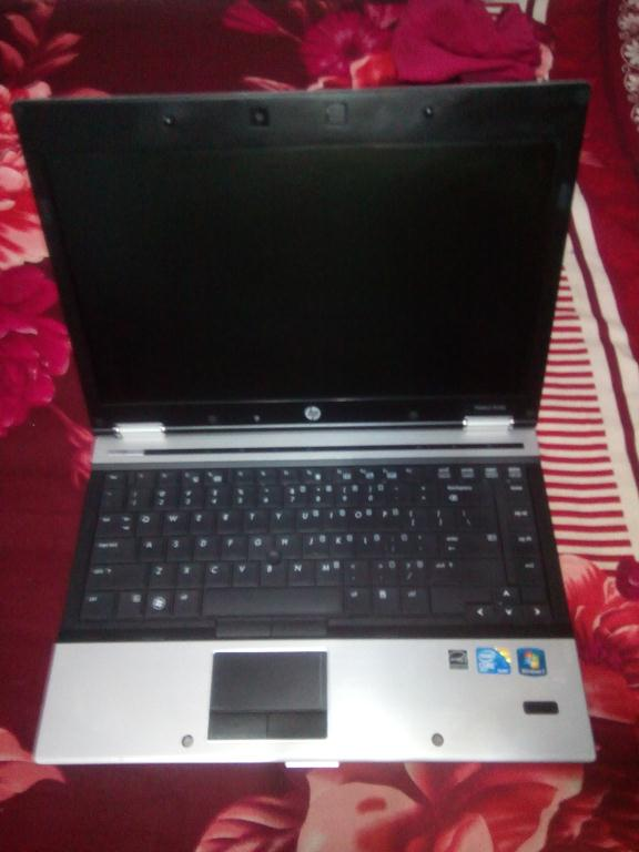 HP Elitbook Core i5 Warranty 1Year