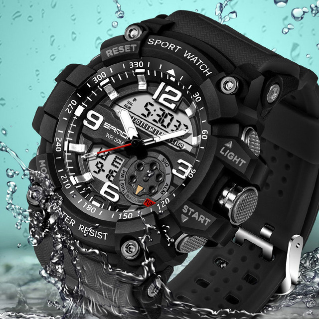 Military Sport Watch for Men