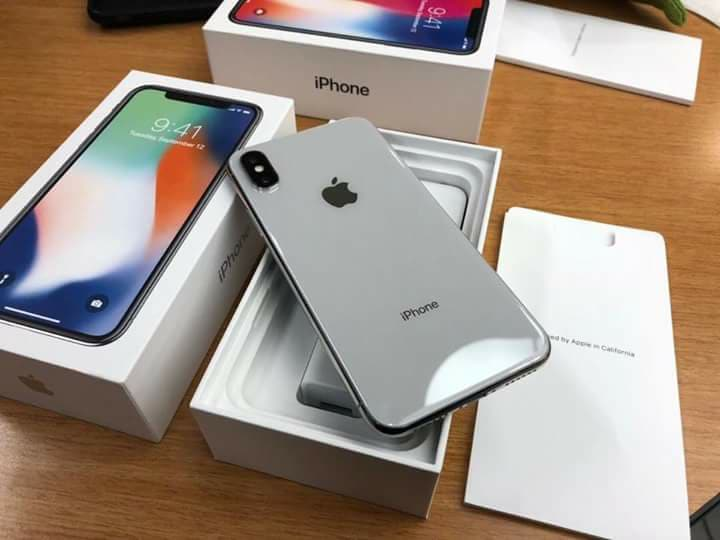 Apple iPhone X – 64 GB 256 GB – Smartphone (unlocked / SIM FREE) 1 year warranty