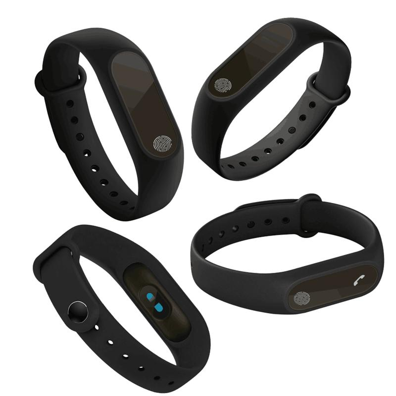 Wristbands Smart Band Heart Rate Monitor Fitness Bracelet