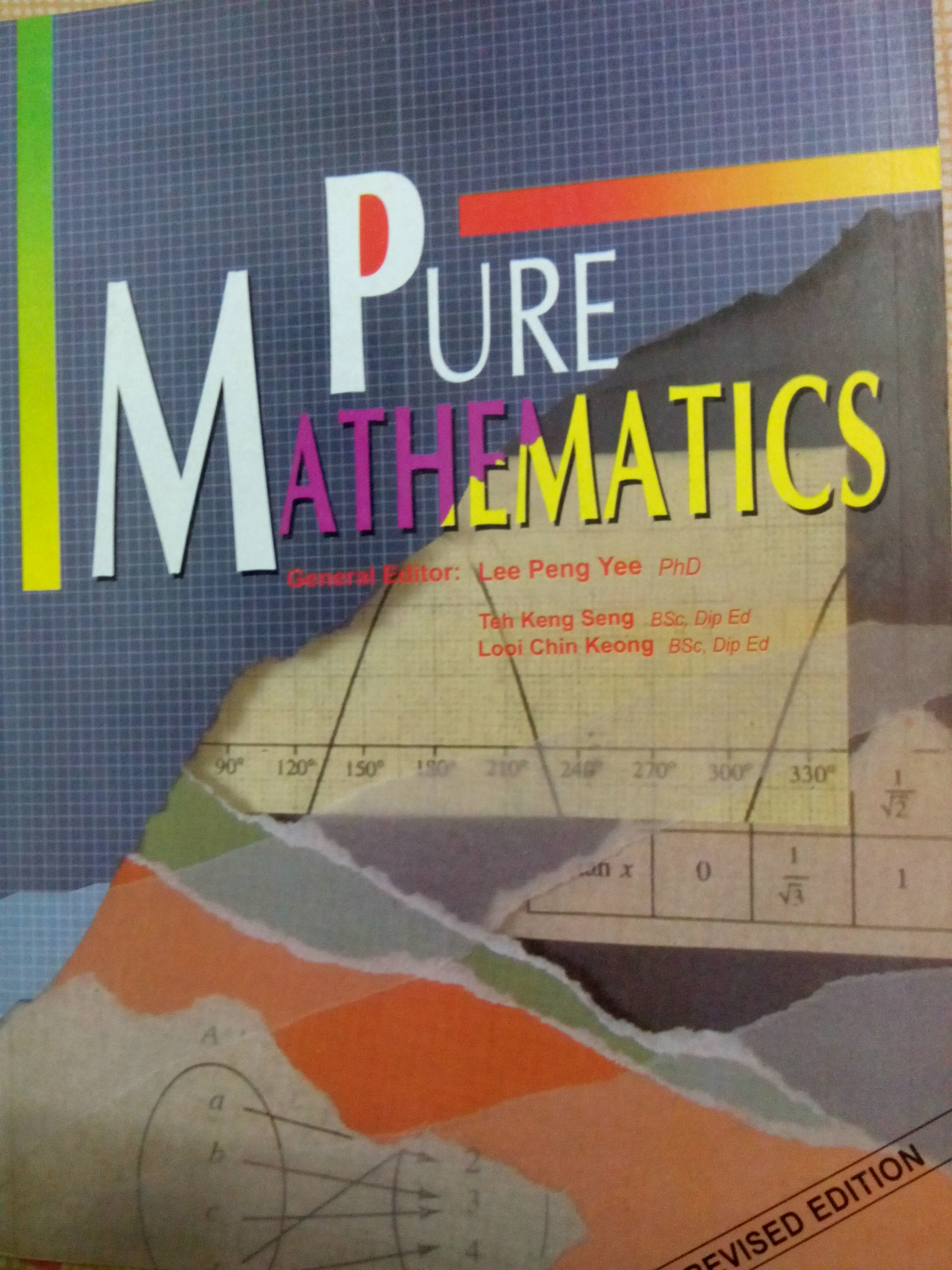 Pure Maths and General Math Books