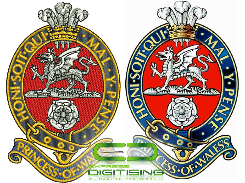 Custom Embroidery Digitizing Services – Expressdigitising.com