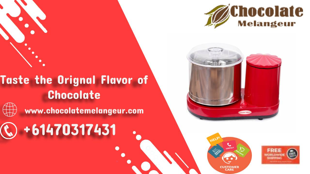 Buy Chocolate Melanger Refiner Factory Price Only with Chocolate Melangeur