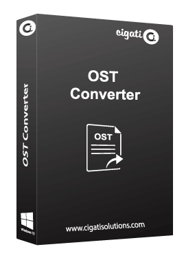 Cigati OST Converter Tool to Convert OST to PST File Format