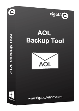 Cigati AOL Backup Tool to Backup AOL Mailbox