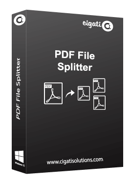 Cigati PDF File Splitter Tool