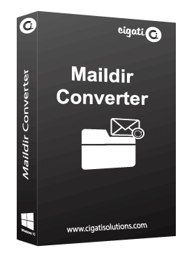 Cigati Maildir Converter Tool software