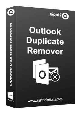 Cigati Outlook Duplicate Remover Tool