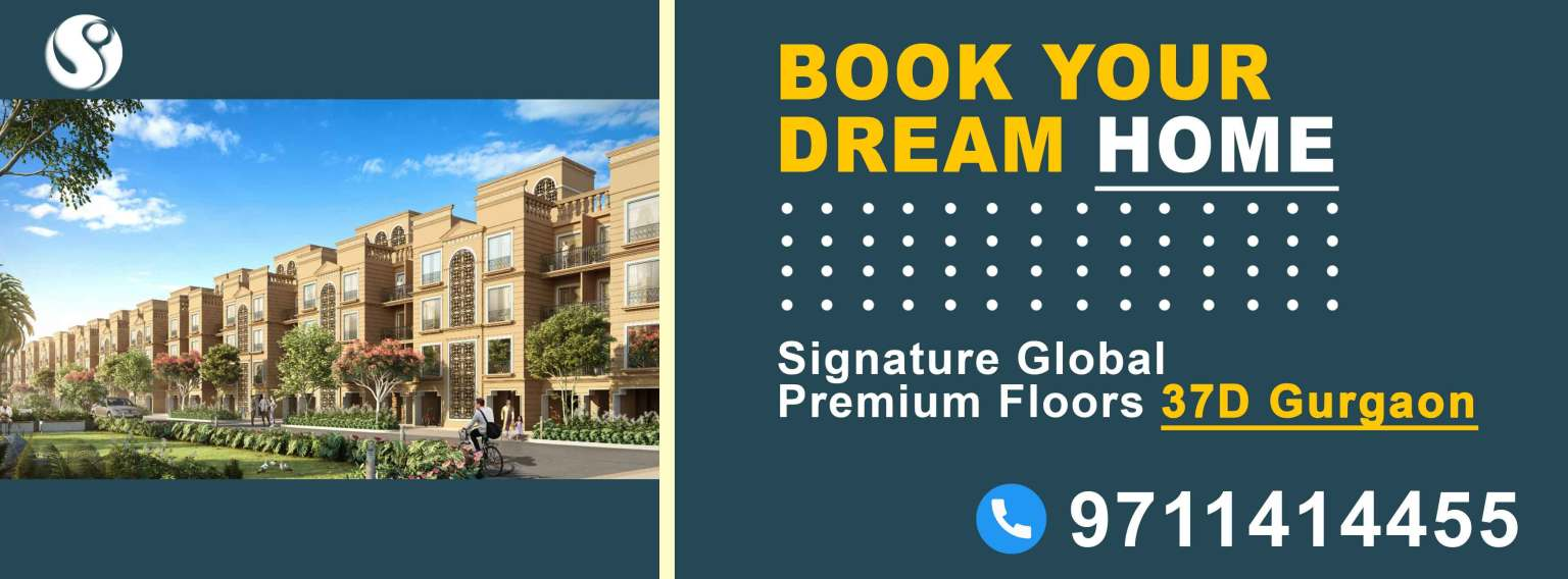 Signature Global City premium is launched in sector 37d