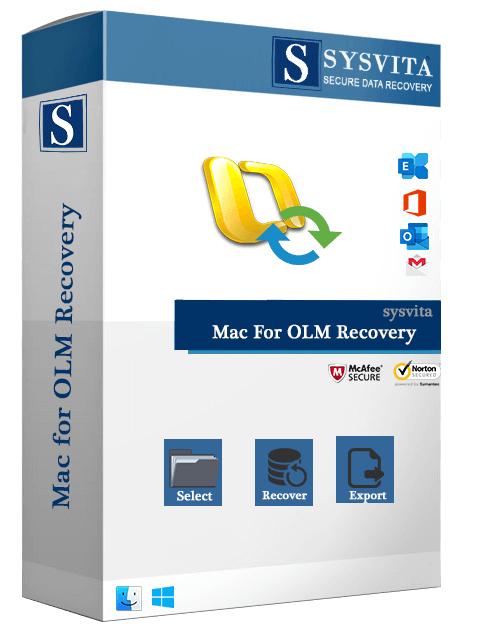 OLM to PST Converter Software for Mac & Windows OS